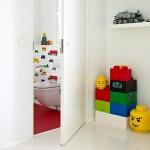 leikkihuone jossa vaatekomero
