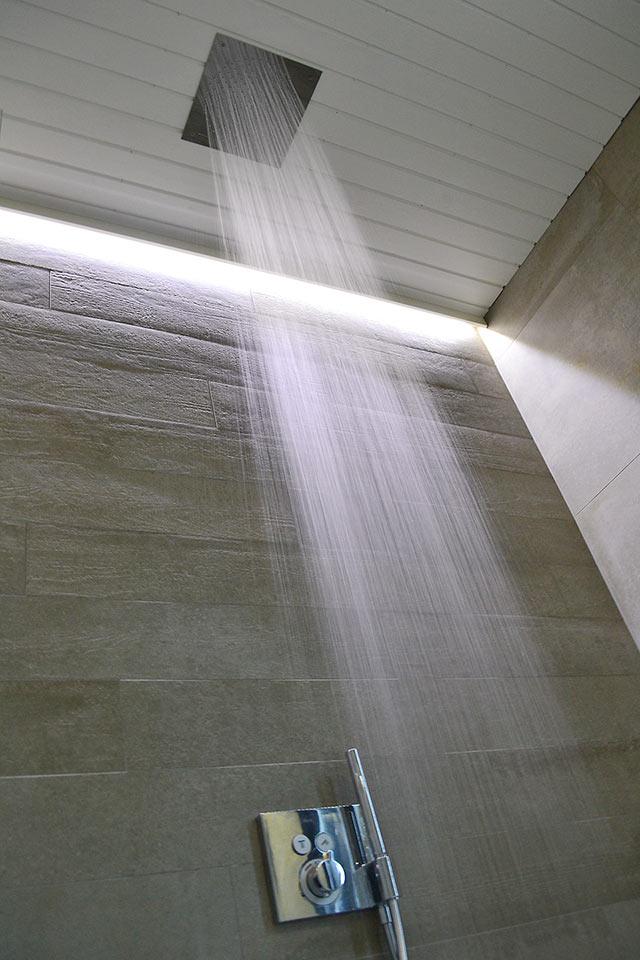 Hansgrohe Raindance 260x260 Air + ShowerSelect termostaatti