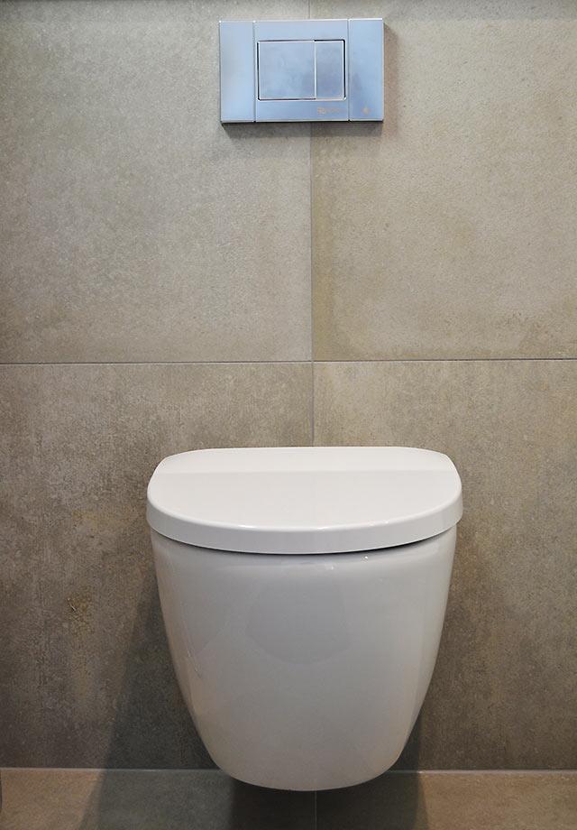 Seinä WC: Ido Seven D Image.