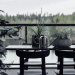 talon terassi ja tuolit