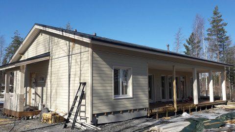Talonäyttely:Kannustalo, Harmaja 134 / muunnos